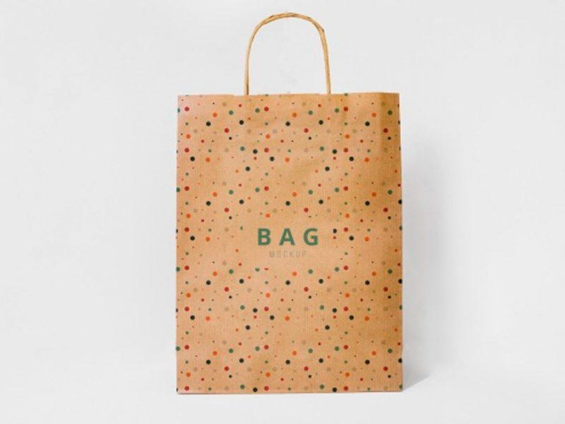 Bolsas de papel para comercios textiles