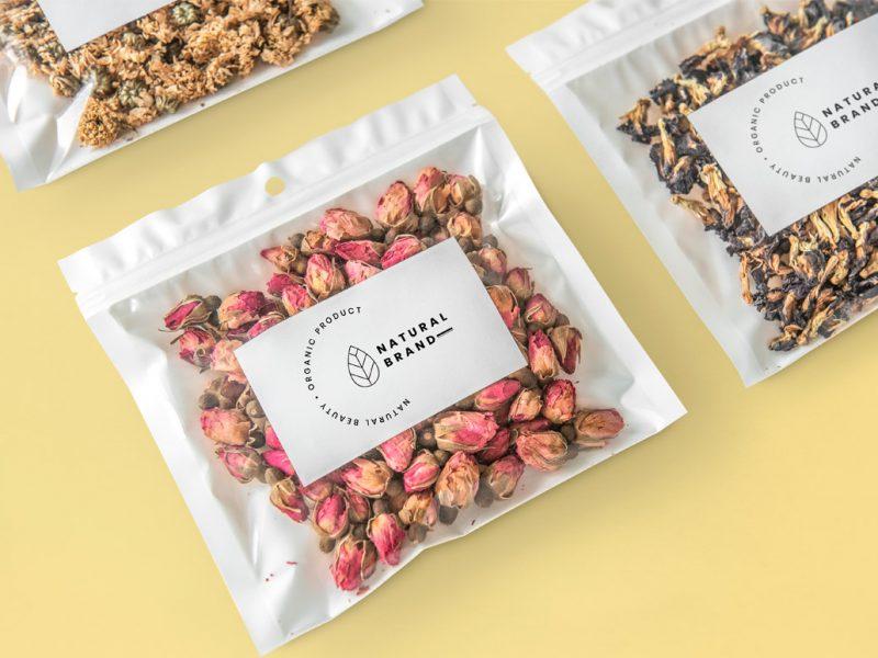 Bolsas de plástico para el sector de la alimentación