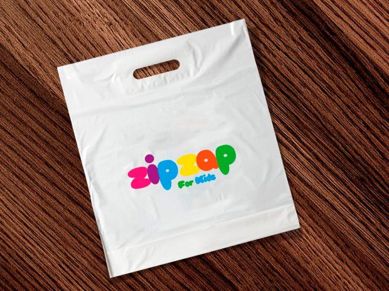 Bolsas de plástico personalizadas para comercios