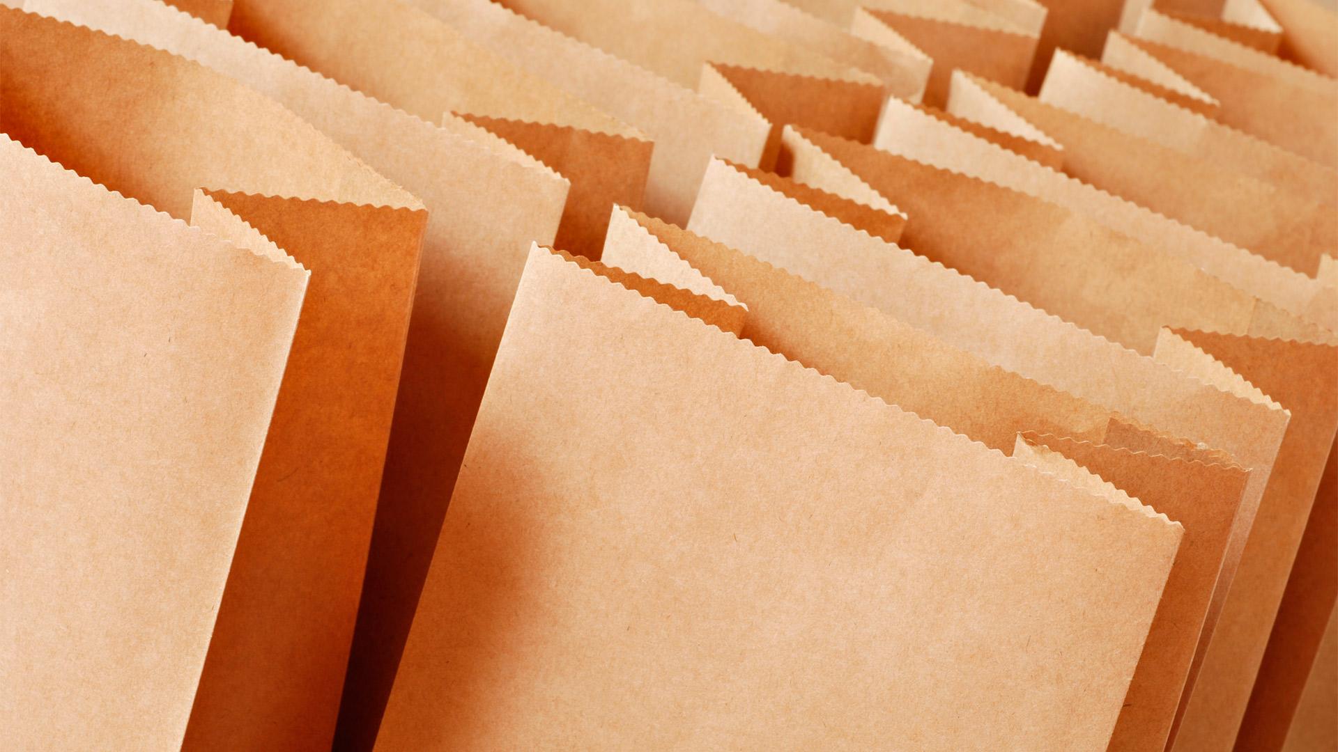 Fábrica de bolsas de papel