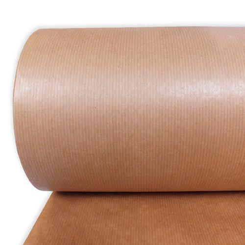 Rollos de papel marrón para embalar